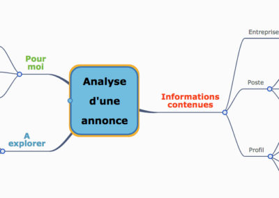 Analyse d'une annonce